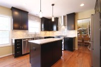 Kitchen remodel by Gainesville VA Contractors Ramcom ...