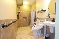 Handicap bathroom remodel, Culpeper VA Ramcom Kitchen & Bath
