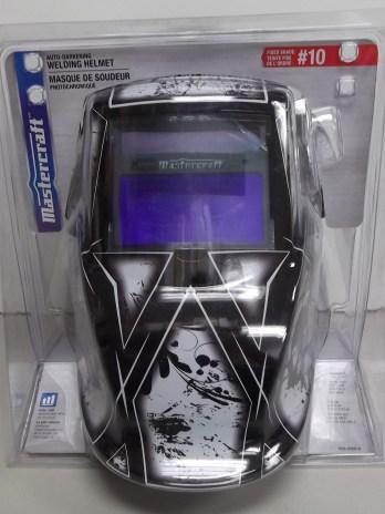 Welding Helmet – Auto-Darkening
