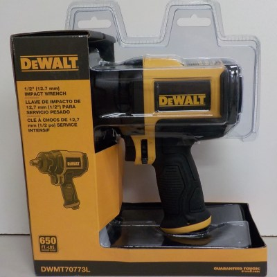 DeWalt 1/2″ Dr. Impact Wrench