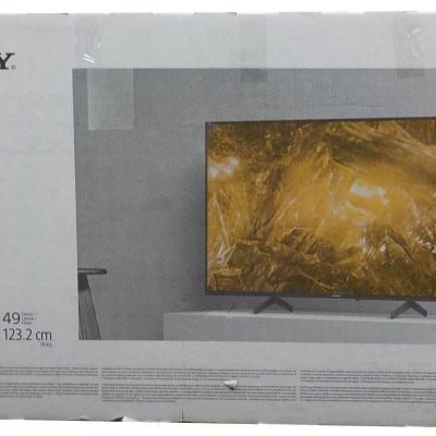 Sony Bravia 49″ TV