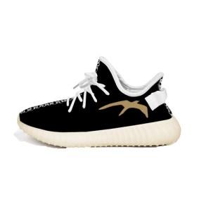 Black Sneakers traspiranti