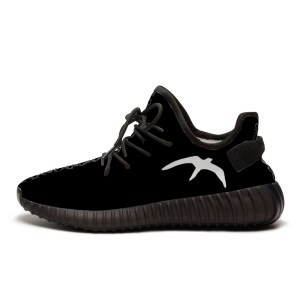 Ultra Black Sneakers