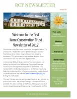 RCT Newsletter January 2017 (links fixed)