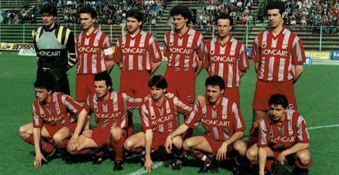 La Cremonese sfida le grandi (1985-1990)