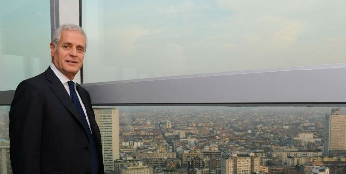 Roberto Formigoni, presidente della Regione Lombardia