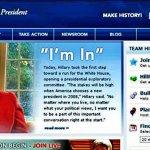 Hillary Clinton ha annunciato la sua candidatura alle primarie del partito democratico con un video postato su Internet