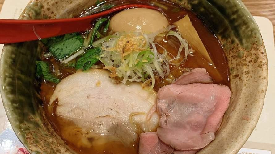 焼きあご塩らー麺 たかはし マルイファミリー溝口店(8/28訪問)