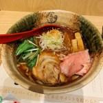 焼きあご塩らー麺 たかはし マルイファミリー溝口店(7/23訪問)