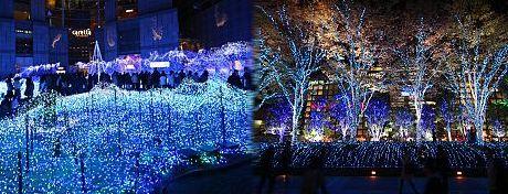La iluminacin navidea llega a Tokio  Ramen Para Dos
