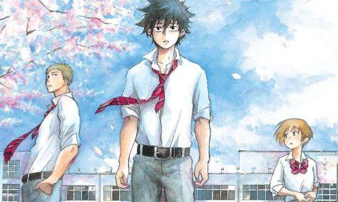 Finaliza el manga de Ao no Flag - Ramen Para Dos