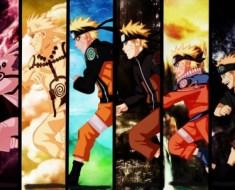 Naruto growing up