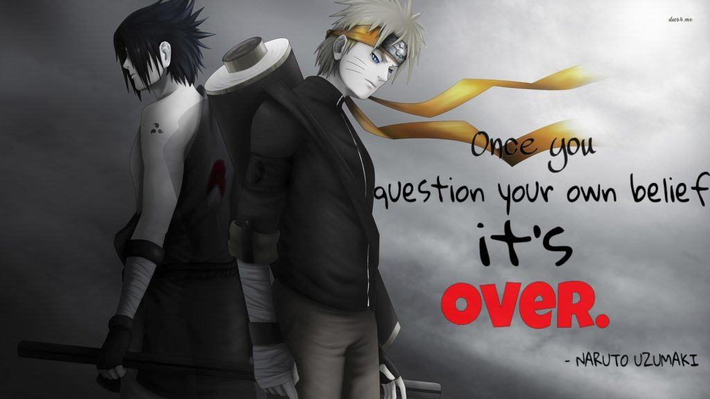 11 Naruto Quotes That Will Change Your Life The Ramenswag