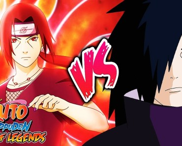 itachi vs madara