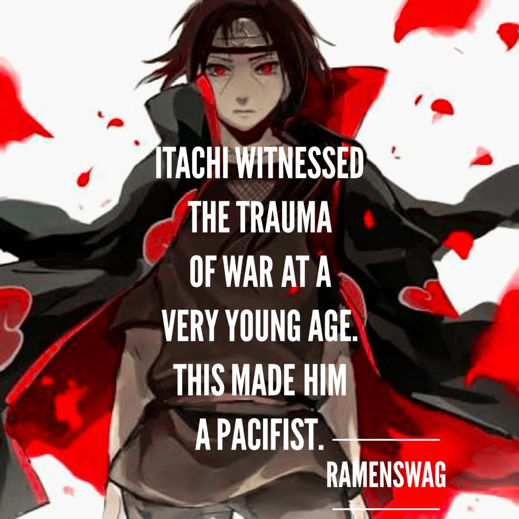 Itachi Uchiha quotes