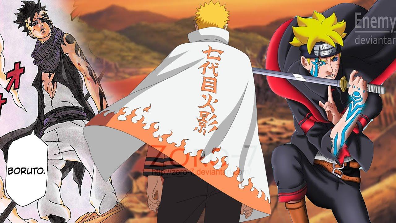 101 Gambar Naruto Vs Boruto Paling Bagus