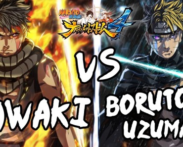 boruto vs kawaki