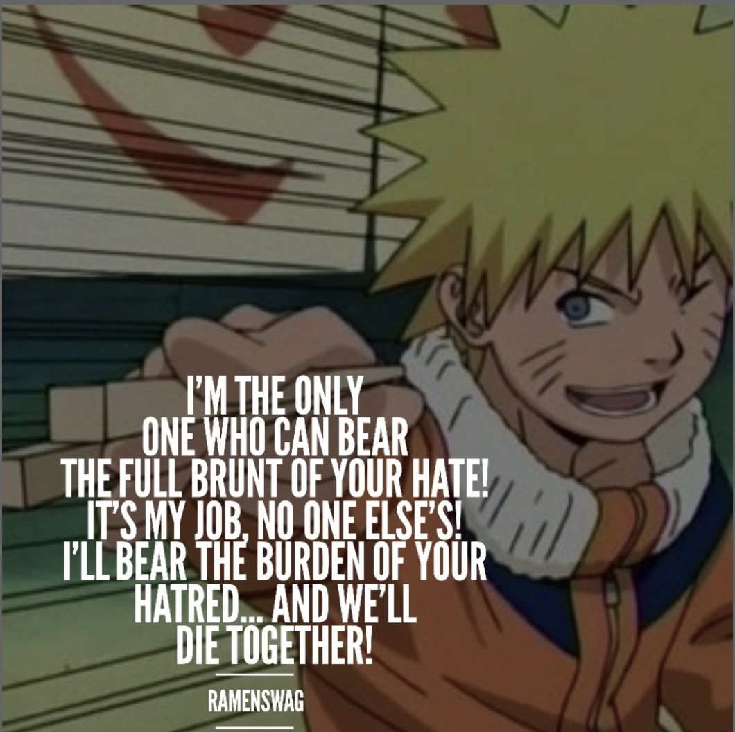 74+ Gambar Quote Naruto Paling Bagus