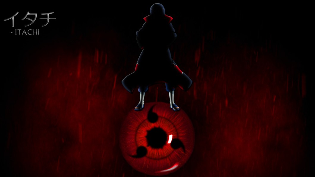 4k Itachi Wallpaper Desktop Iphone And Android The Ramenswag