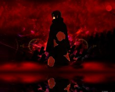 itachi uchiha wallpaper 4k