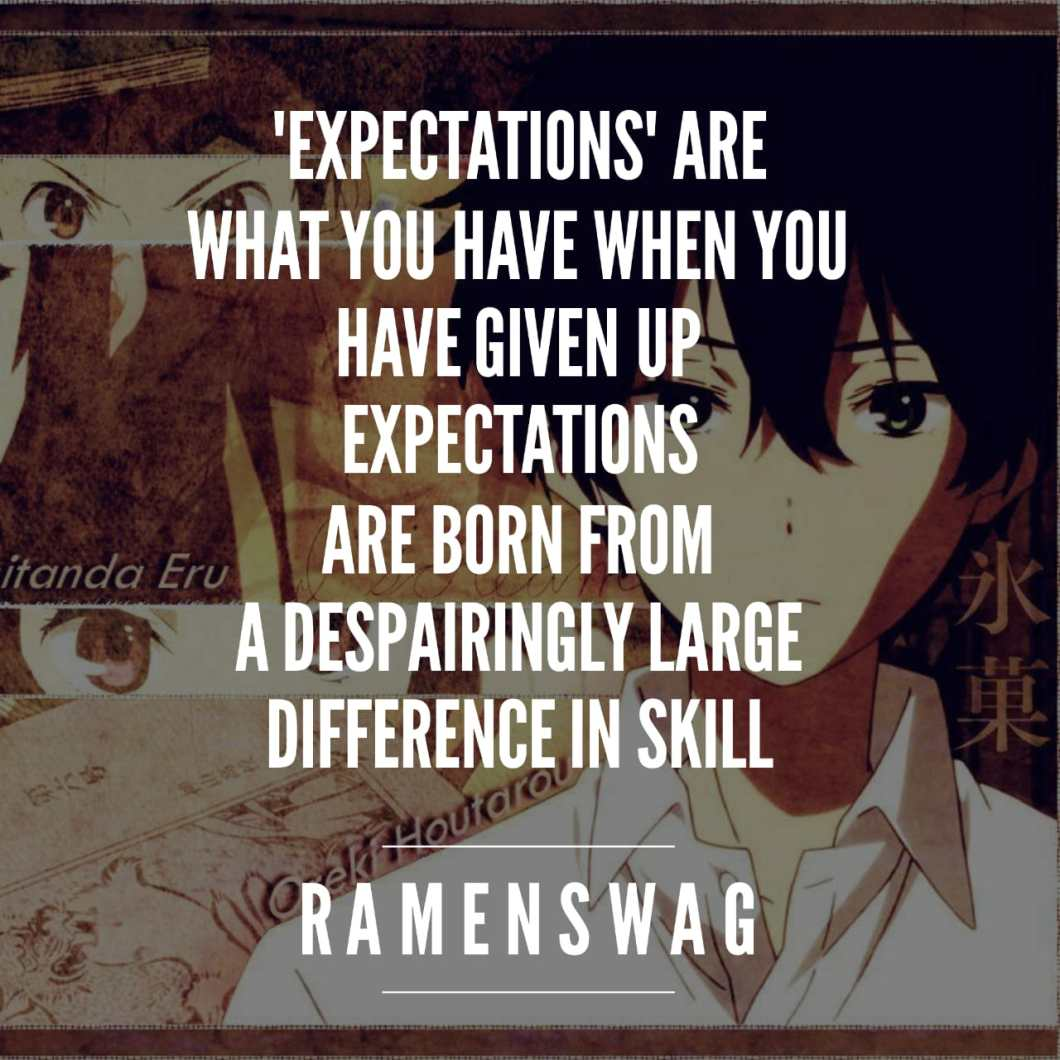 hyouka quotes