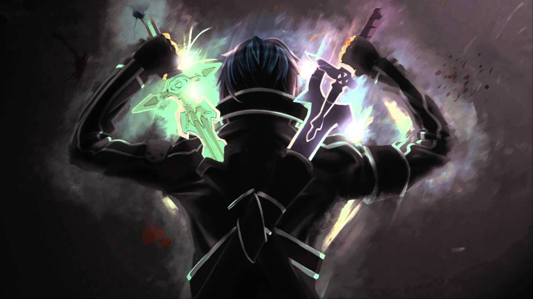 sword art online wallpaper 4k