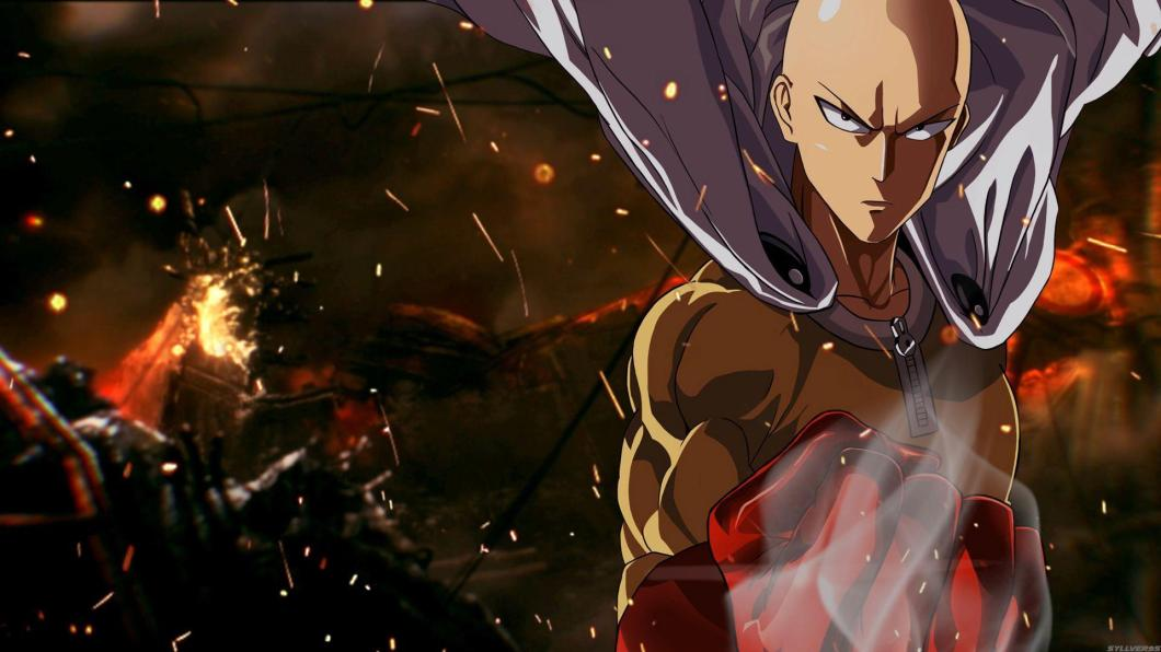 4k One Punch Man Wallpapers Iphone Android And Desktop Page 2 Of
