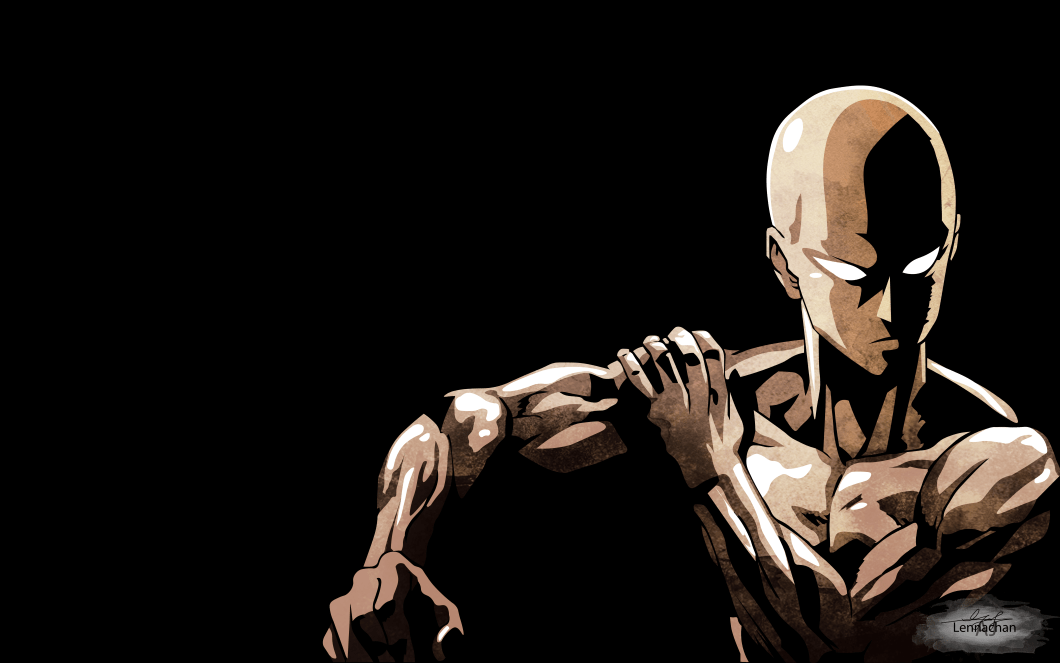 4k One Punch Man Wallpapers Iphone Android And Desktop