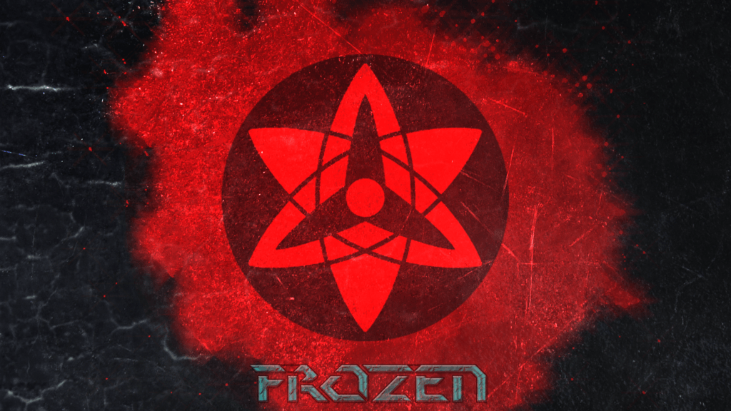 Eternal Mangekyou Sharingan Wallpaper   Frozen by TheCombatCA on ...