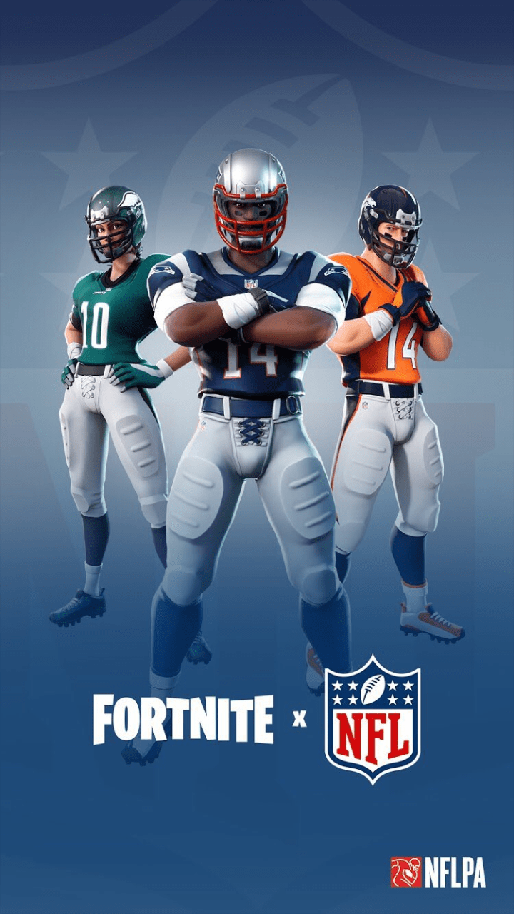 11 Football Fortnite Skins Wallpaper For Iphone Android And