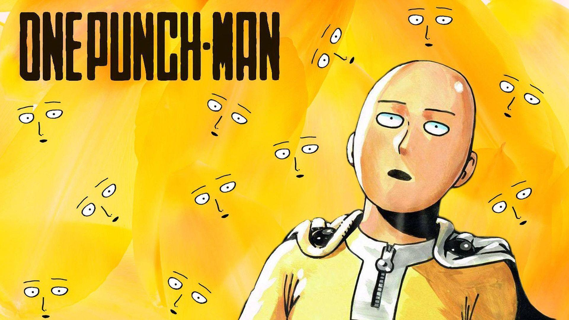 One Punch Man Phone Wallpapers The Ramenswag