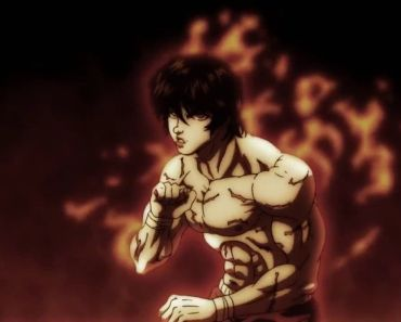 baki wallpaper