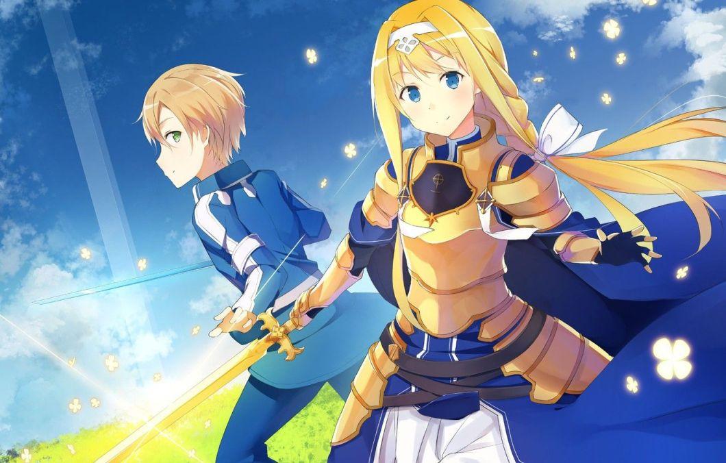Sword Art Online Alicization War Of Underworld Wallpaper