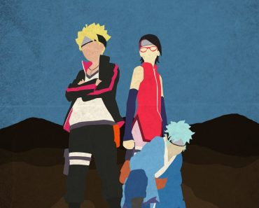 4k Boruto wallpaper