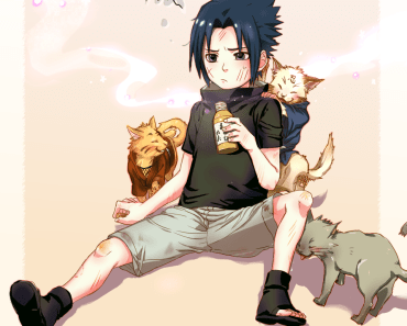 Cute Sasuke wallpaper