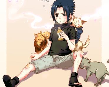 Cute Sasuke wallpaper