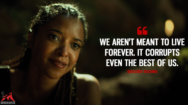 Altered Carbon Season 2 Quotes