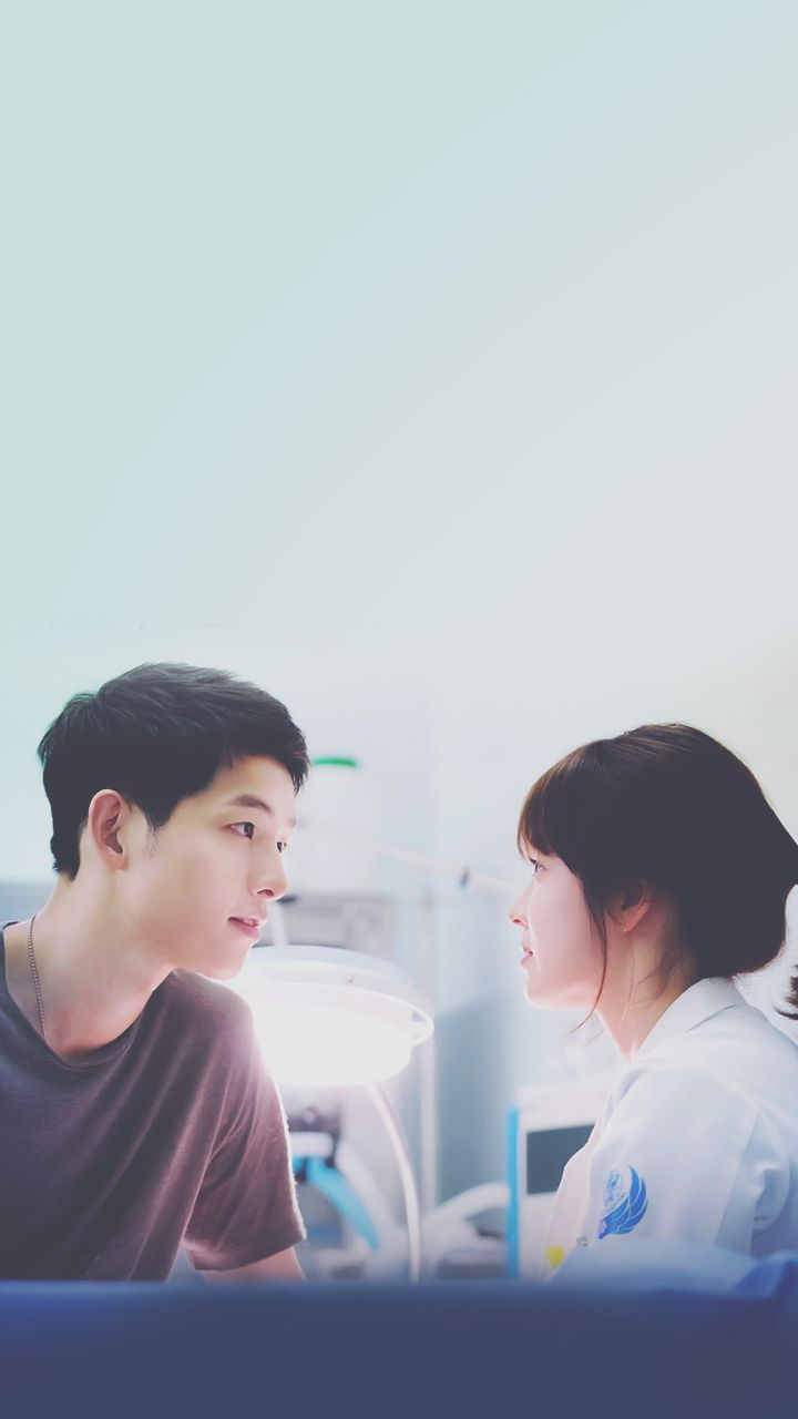 Descendants of the sun wallpaper