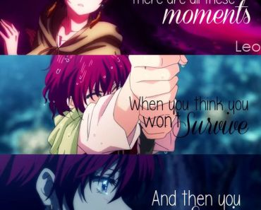 Akatsuki no yona quotes