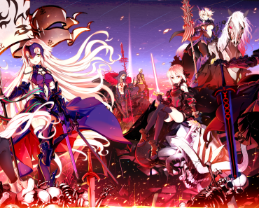 Fate grand order wallpaper