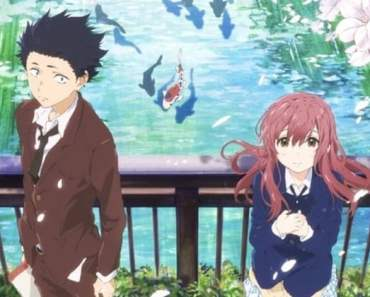 silent voice wallpaper 4k