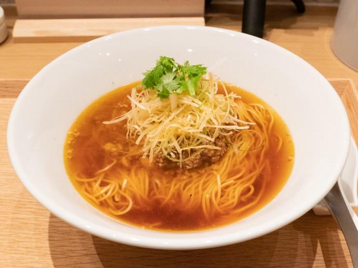味噌担々麺(清湯)