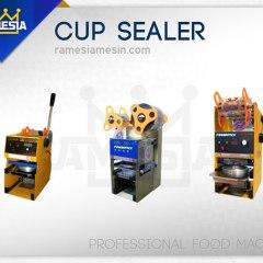 Harga Baja Ringan Bekas Mesin Cup Sealer Alat Press Gelas Plastik Terbaik Ramesia