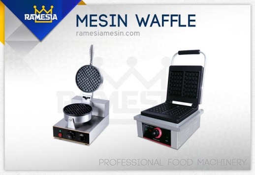 Mesin Waffle