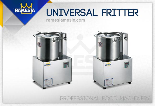 Mesin Universal Fritter