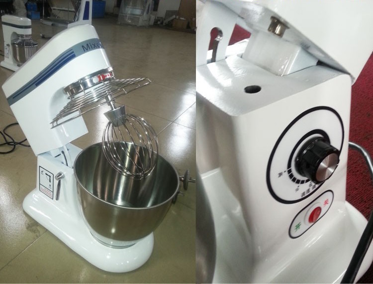 Manfaat Menggunakan Mixer Roti