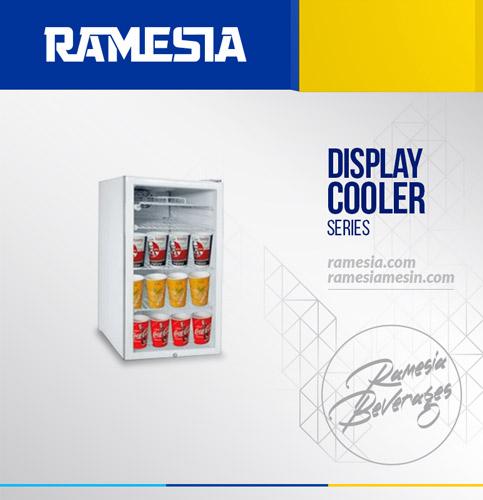 Display Cooler Single Door