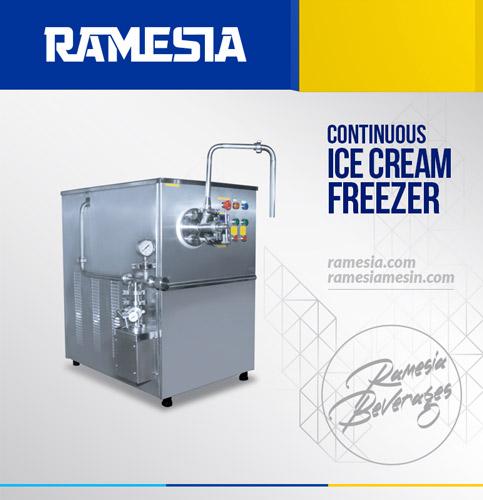 Ramesia-Continuous-Ice-Cream-Freezer-CF-50LPH
