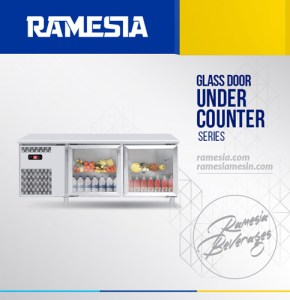Ramesia-Glass-Door-Under-Counter-MGCR-180S-GD