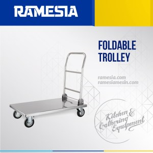 Foldable Trolley FPT 500